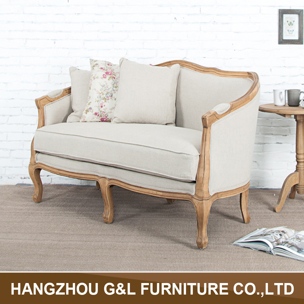 Luxury Classical Living Room Sofa Sets French Provincial Furniture Sofa French Upholstery Sofa