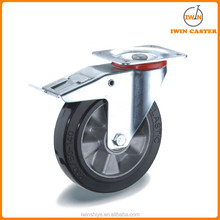 Hot Sale ISO9001 Certificated Long Working Life retractable casters