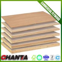 ISO High Quality packing plywood