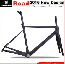 China carbon road bike frames factory miracle bike MC565