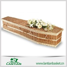 Craftsmanship are perfect green pet caskets