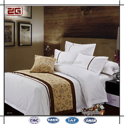 5 Star Hotel Design Bedding Sets / Pillow Cover / Bed Cover / Flat Sheet