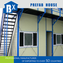 Environmental Friendly High-Qulity steel prefab house made in China