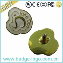 customized metal trading pins badges