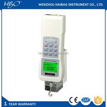 Hg 10N / 1 kg / 2.2lb affichage numérique push pull équipement d'essai