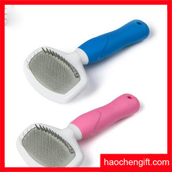 Pet Grooming Tool De-Shedding Dog Brush