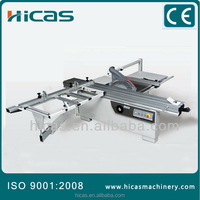 European woodworking sliding table saw machinery for cutting panel board