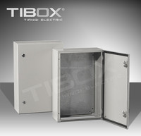 2015 TIBOX UL approved electrical distribution box/ electrical enclosure/ metal case