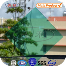 green solar polycarbonate sheets