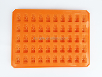 Gummy Bears Silicone Candy Molds, Bear Gummy's Candy and Chocolate Silicone Molds, Silicone Chocolate and Candies Molds