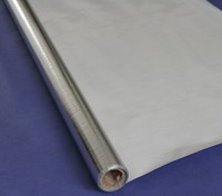 Roof insulation/ insulation aluminium foil attic insulation Perforated radiant barrier foil