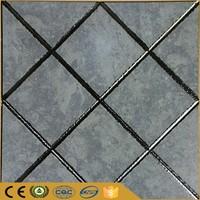 300*300 mosaic pattern non slip ceramic floor tile for bathroom, kitchen, terrace