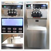 Keshi Factory ice cream machine with top quality / frozen yogurt / soft serve ice cream machine