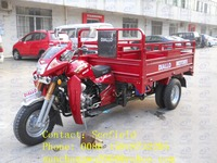 250cc automatic discharge cargo tricycle
