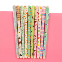 Top selling yiwu stationery market wholesale school supplier multi color cheap promotional gel pen