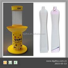 vacuum forming plastic cosmetic display case