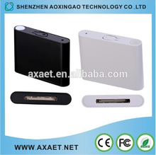 AXAET PC013 Factory Suuply, 30pin Bluetooth Music Reciever A2DP, Bluetooth Audio Receiver 30pin Dock