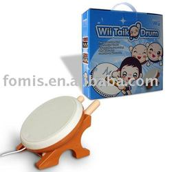 Taiko Drum for Wii game console,Wii game