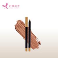 best name brand free eyeliner pencil sample/colorful eyeliner stick/gel eyeliner