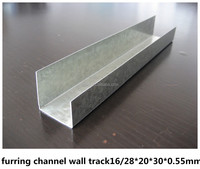 concealed ceiling grid system for wall track