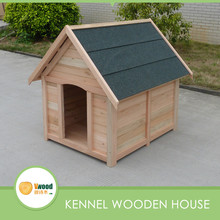 Kennel wooden house