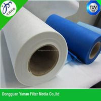 best price spunlace Non-Woven rolls for baby wipes