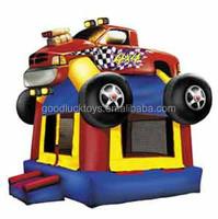 Cartoons Cars Bouncy House Air Bounce,Cartoon Car Bounce Round Inflatable Bounce House Jumper