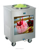 DHL air express to door worlwide roll ice cream machine with real fruits