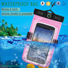 High Quality Waterproof Bag Case / Universal Waterproof Bag Case for iPhone Samsung