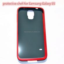 Mobile phone protective shell for Samsung Galaxy S5 aluminium alloy MobileCareshell