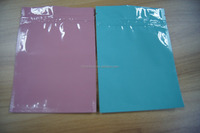 Different flavor plain flat mylar airtight packaging bag / potpourri , herb pill pouch wholesale