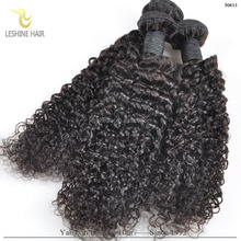 Remy hair romance curl virgin brazilian hair