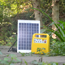 2014 foshan jiaer solar lighting system,Distinctive 10w of solar system