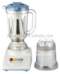 2 in 1 2 speeds wh pulse blender juicer