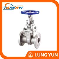 API 603 standard cast steel stem flanged gate valve dimensions