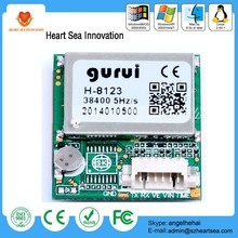 newest module products ublox 6 gps module gurui H-8123 with GPS antenna OEM