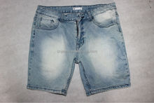 GZY2015 Summer fashion new blue jeans 100%cotton new wholesale import
