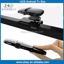 hot selling 5.0MP dual core smart tv box allwinner A20