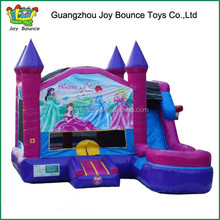 princess inflatable adult castle , bouncy castle slide prices inflatable bounce water slides