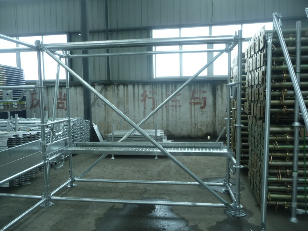 Shoring Scaffolding Systems : Wholesale galvanized scaffolding shoring frame system