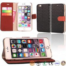 wholesale color changing 5.5 inch leather mobile silicone phone case for iPhone 6 plus