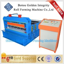 Metal Rolling Machinery Curved Roof Panels
