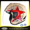 DOT HOT SALE cheap open face fashion motorcycle helmet