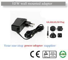 AC 100-240V DC 7.5v 1A Power Supply Adapter Switching Converter Adapter US/EU / UK / AU Plug