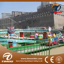 Happy journey amusement rides eletric mini shuttle bus/ theme park games for sale
