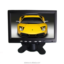 touch screen monitor vga 7 inch TFT LCD touch screen monitor for car pc