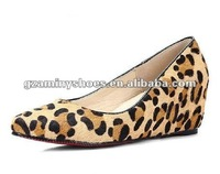 Women wedge shoes 2012