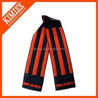 Fashion football team fan scarf