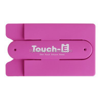 Hot selling Mobile Phone Case Card holder Wallet with stand for iPhone 5