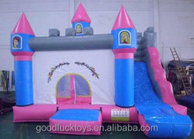 aufblasbare cheap inflatable combo bouncer slide /inflatable castle
